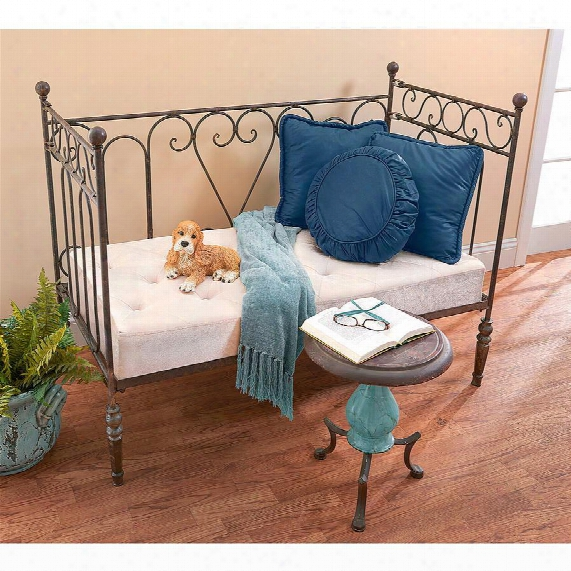 Saint-lazare Petite Metal Daybed