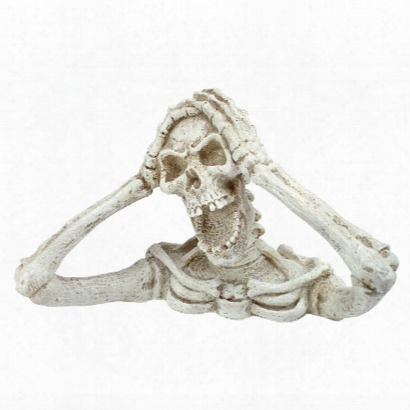 Shriek, The Skeleton Statue: Medium
