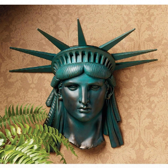 Statue Of Liberty (1886) Wall Frieze