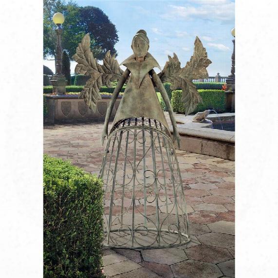 Tempest, The Metal Garden Trellis Fairy