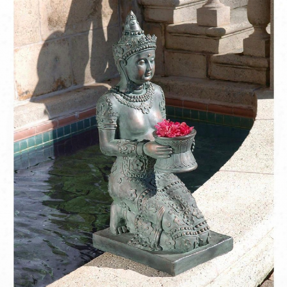 Thai Princess Sculpture