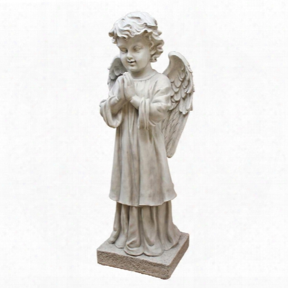 The Angel's Message Garden Statue