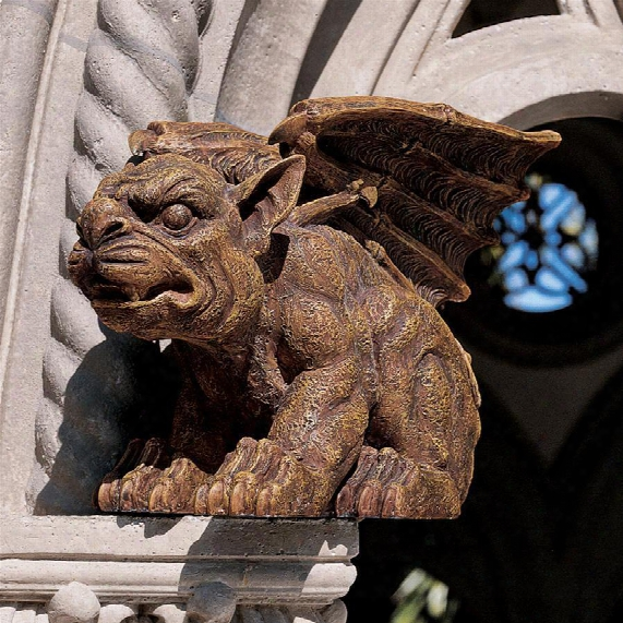 The Gargoyle Of Castle Avonshire Sculpture