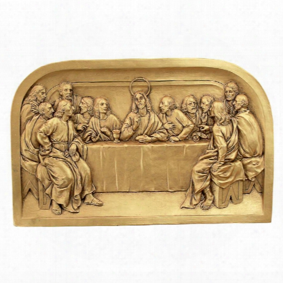The Lord's Supper Wall Sculpture