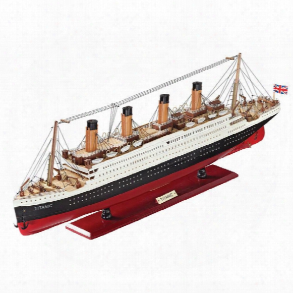 The Rms Titanic Collectible Museum Replica
