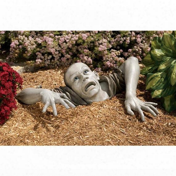 The Zombie Of Montclair Emoors Statue