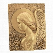 Barachiel the Archangel of Blessings Wall Sculpture
