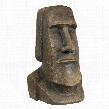 Easter Island Ahu Akivi Moai Monolith Statue: Extra Large