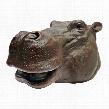 Huey, the Hippo Garden Sculpture
