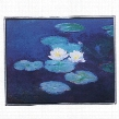 The Water Lilies, 1889 Art Glass