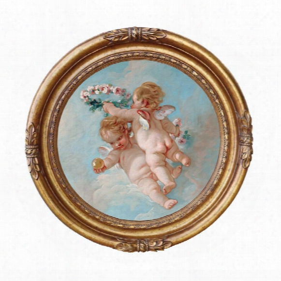 Venus On The Waves, 1769: Canvas Replica Painting: Medium