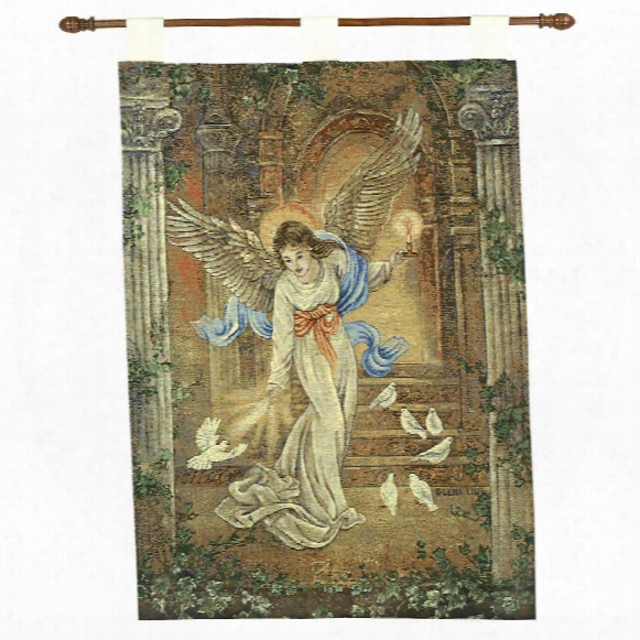 Angel Of Light Wall Panel