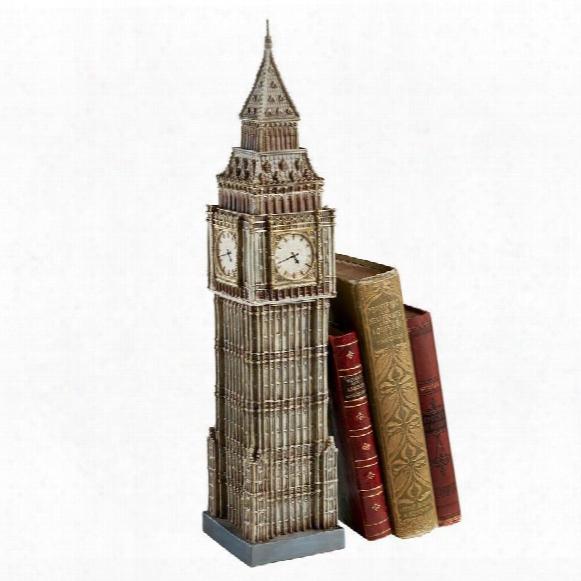Big Ben Clock Tower Statue