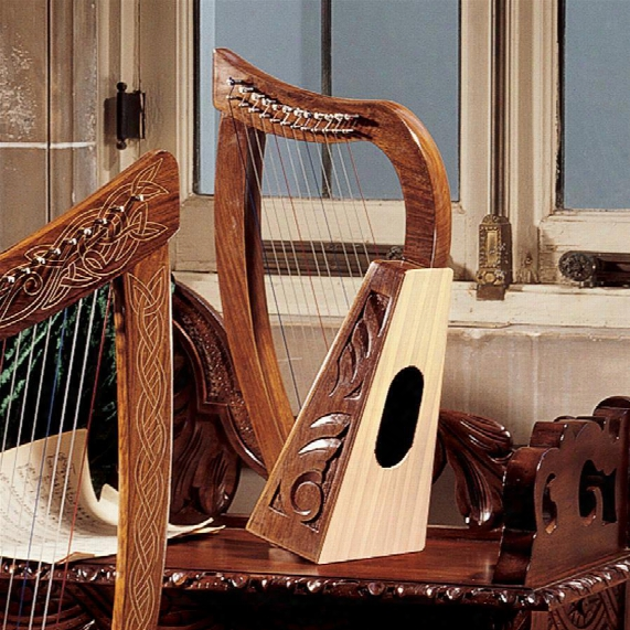 Celtic Rosewood Tara Harp