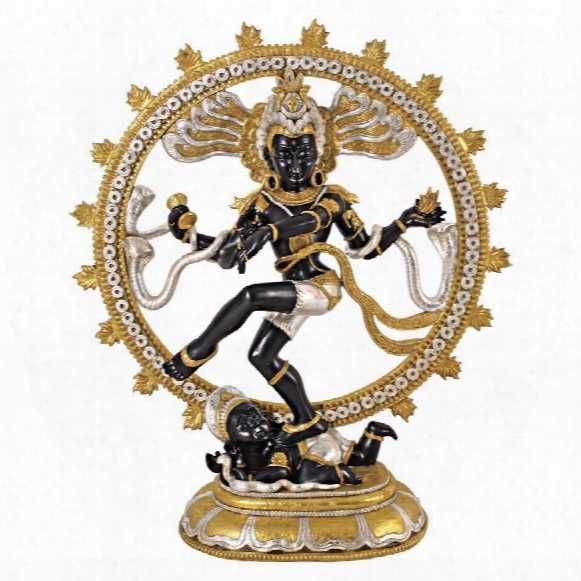Dancing Shiva Grand-scale Statue
