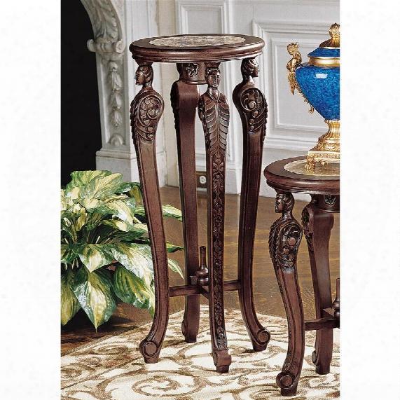 Four Caryatids Pedestal: Large