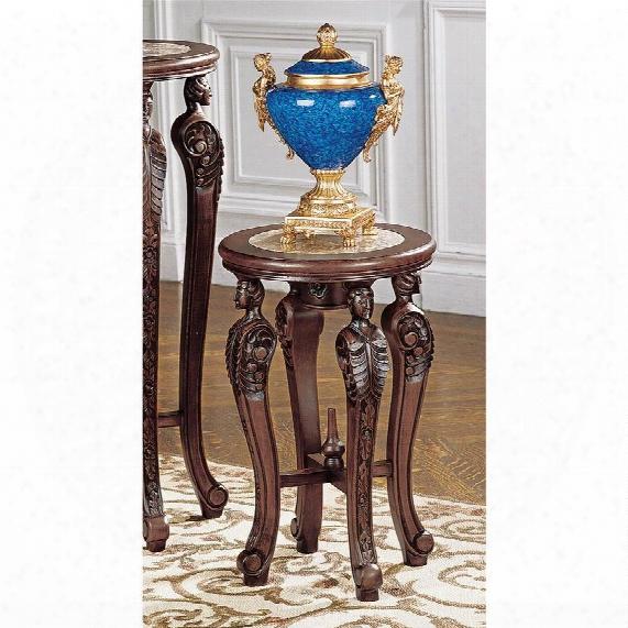 Four Caryatids Pedestal: Medium
