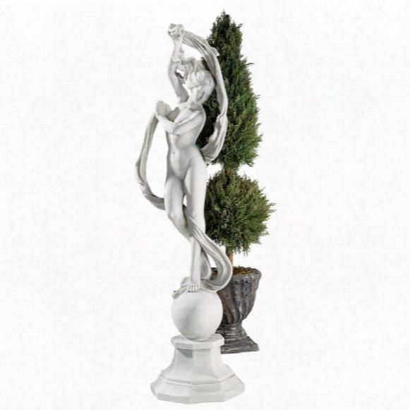 Godddess Aurora Statue: Gallery Size
