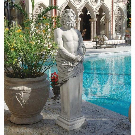 Jupiter Sculptural Garden Terminus