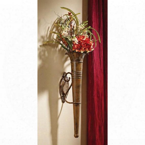 Lochloy Manor Wall Pocket Vase