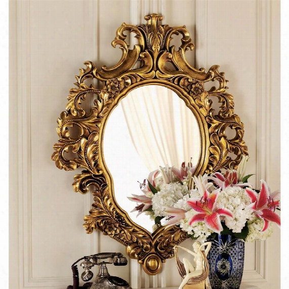 Madame Antoinette Salon Mirror