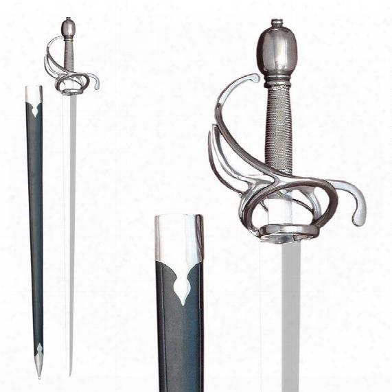 Munich Town Guard Sword: Sharpened
