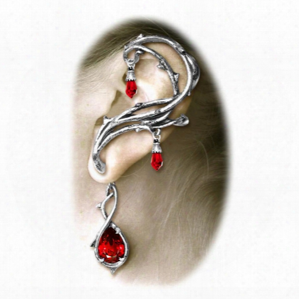 Passion Gothic Earring By Alchemy Jewelry