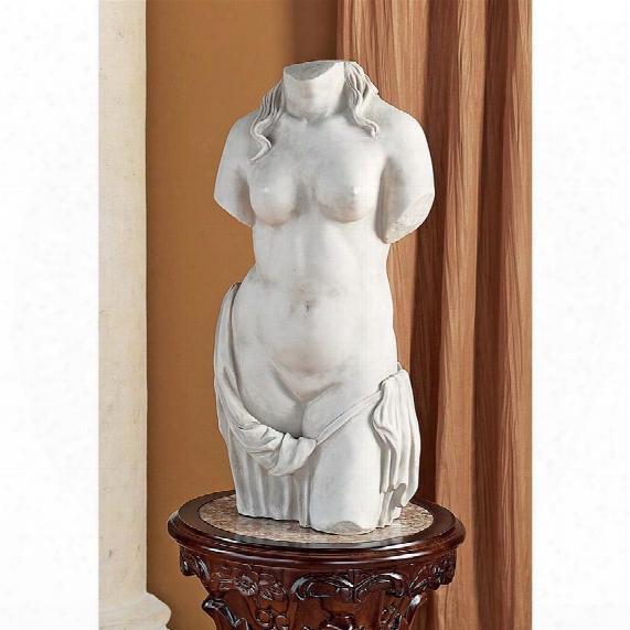 Psyche, Goddess Of Beauty Torso Fragment