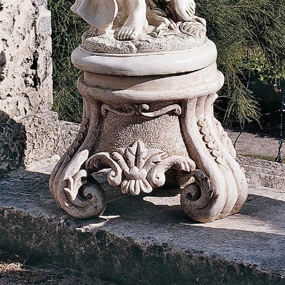 Rococo Sculptural Plinth