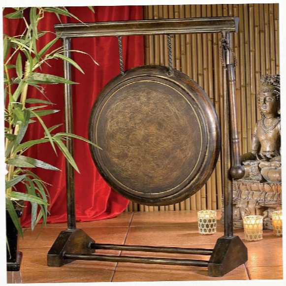 Sheng Kwong Authentic Metal Gong