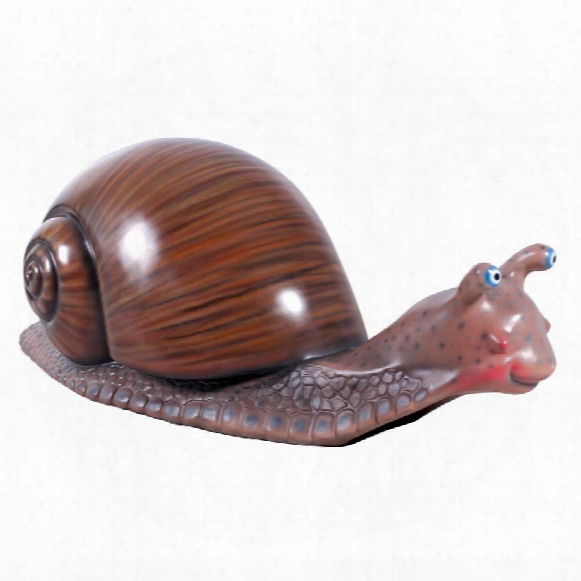 Slugo, The Giant Snail Statue