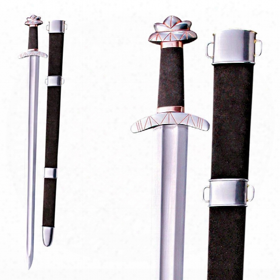 Stiklestad Viking Sword: Sharpened