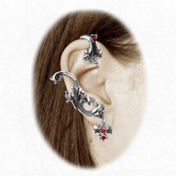 Sylvanus Gothic Earring By Alchemy Jewelry