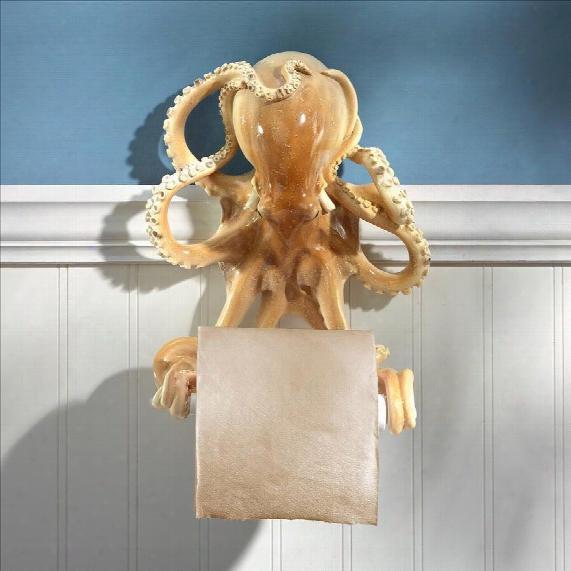 Tentacles Bathroom Toilet Paper Holder