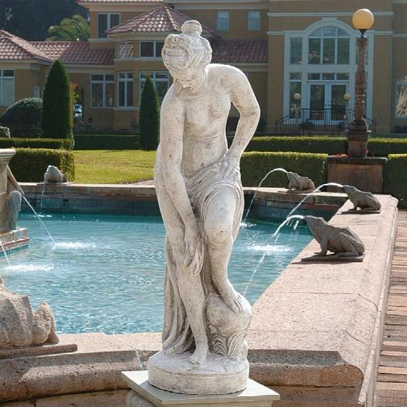 The Bather Sculpture