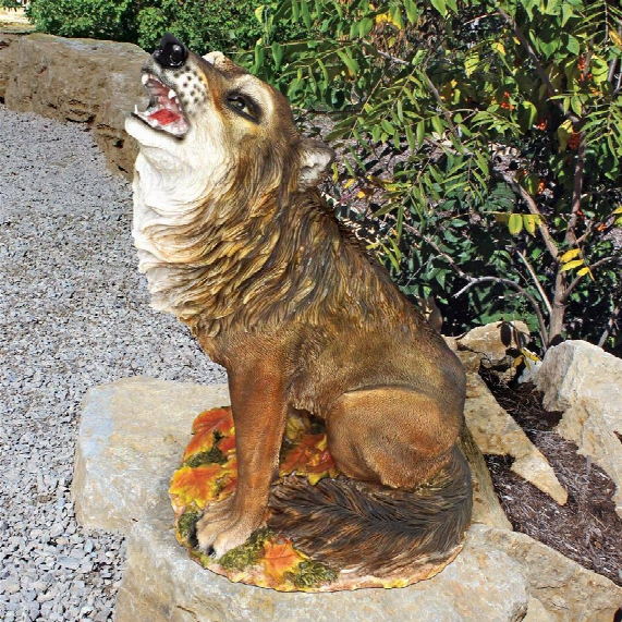 """The Clever Coyote"""" Statue"""