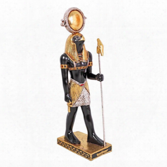 The Egyptian Falcon-god Horus Statue