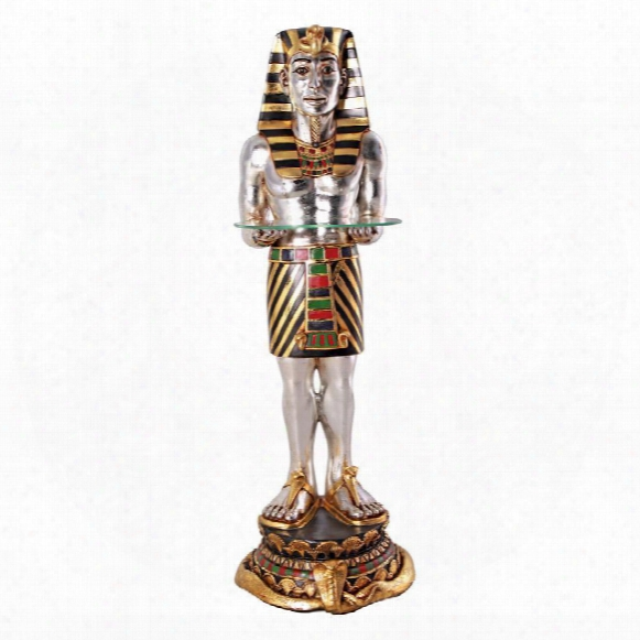 The Egyptian Pharaoh's Faithful Servant Statue