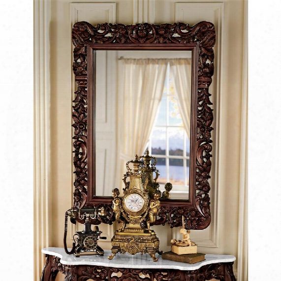 The Royal Baroque Mirror