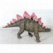 Stegosaurus Scaled Dinosaur Statue