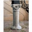 The Athena Corinthian Pedestal