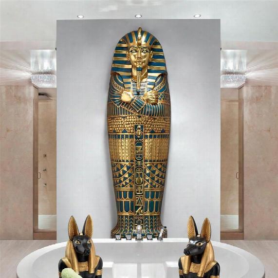 Tomb Of Tutankhamun Wall Frieze