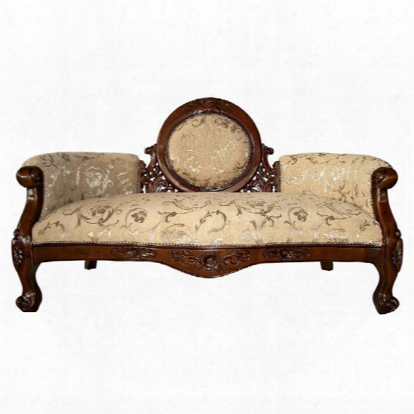 Victorian Cameo-backed Sofa
