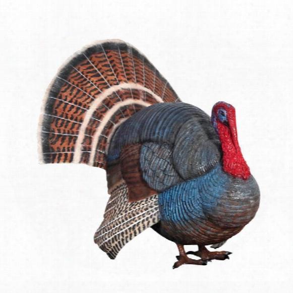 Wild Tom Turkey Grand Scale Animal Statue