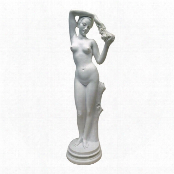 "Alluring Venus"" Bonded Marble Statue"