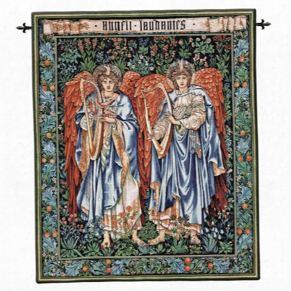 Angeli Landente Wall Tapestry