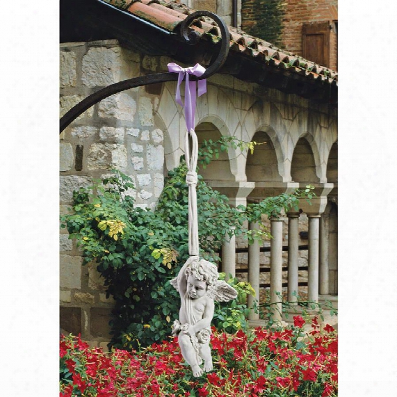 Angelic Play Hanging Sculpture: Large