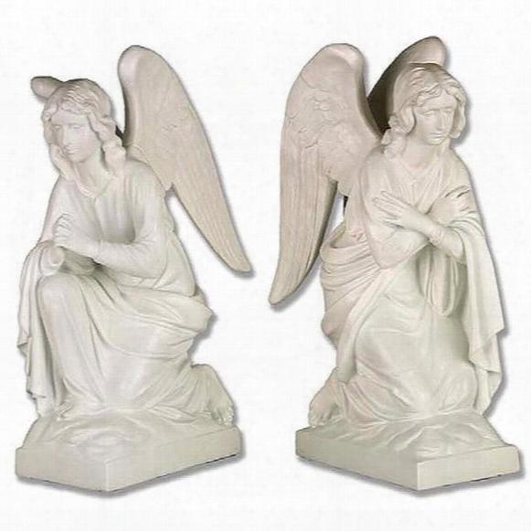 Angels Of Alghero Religious Statues