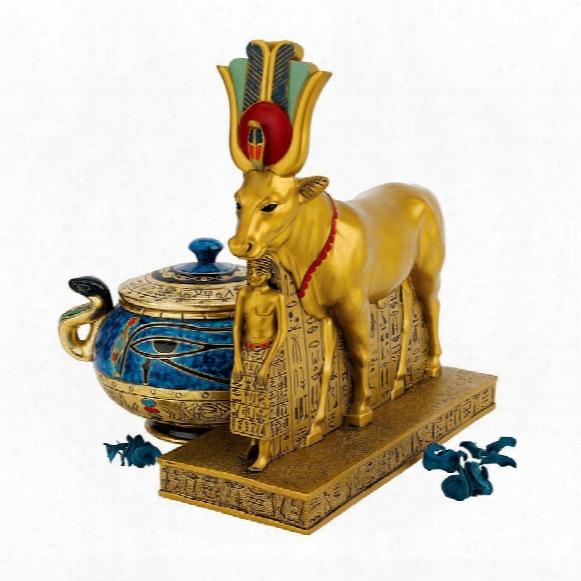 Apis, Sacred Bull Of Egypt Statue
