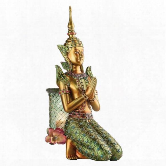 Bodhisattva Bestowing Blessings Sculpture